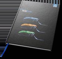 w3 print+medien - Notizbücher
