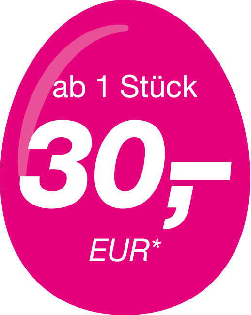 Angebot im April: Keilrahmen ab 30 Euro pro Stück